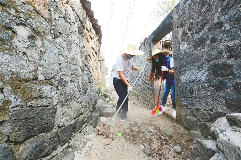 洋浦:清潔環境 守護家園