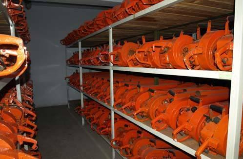 省應急管理廳下撥2800余件森林防火物資