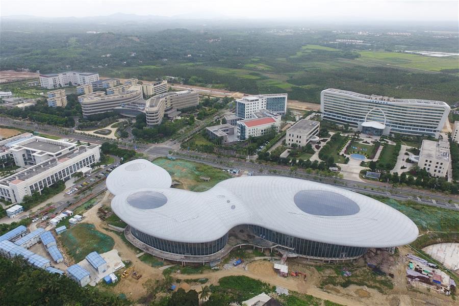 博鰲樂城:創建國際醫療旅遊示范區