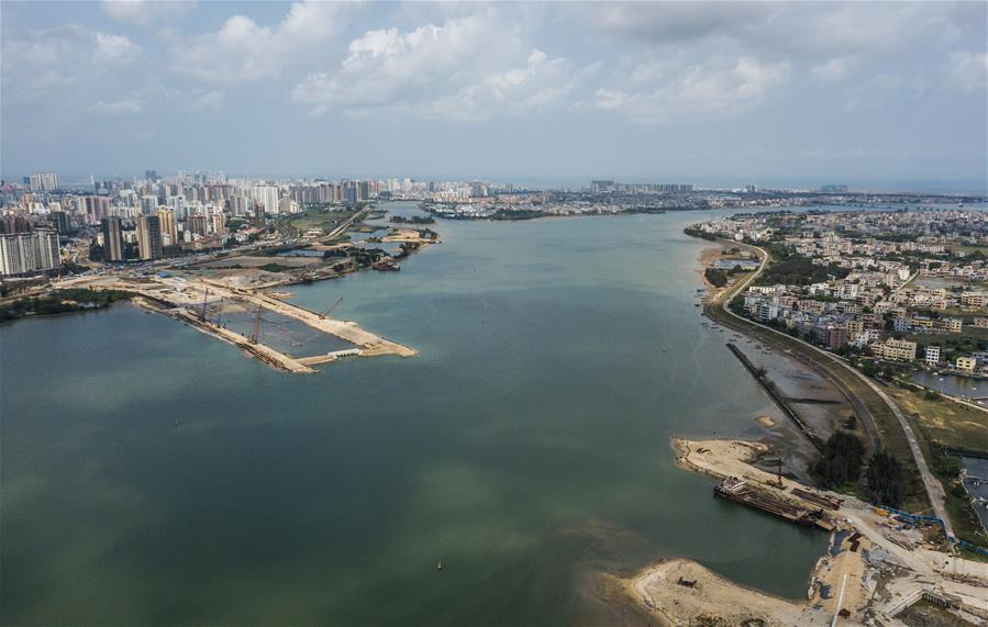 海口江東新區:打造自貿港建設新標桿