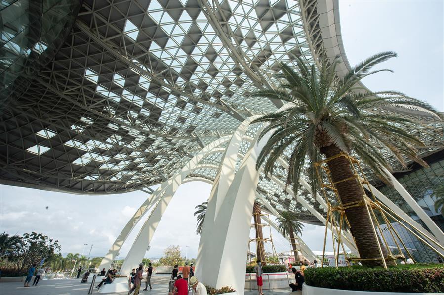 海南:打造國際旅遊消費中心