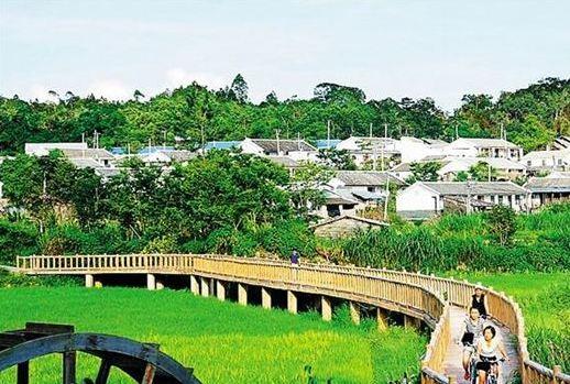海南省共计74个乡村入选国家森林乡村名单