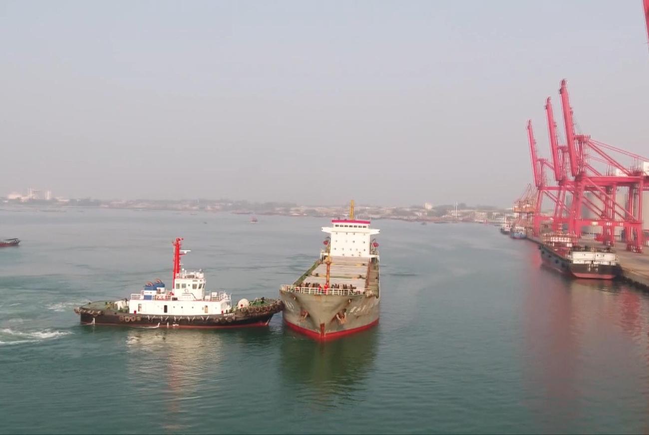 船舶、企業、項目……歡迎到洋浦來!