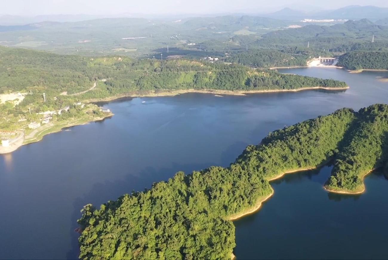 打造智能海島型綜合立體水網