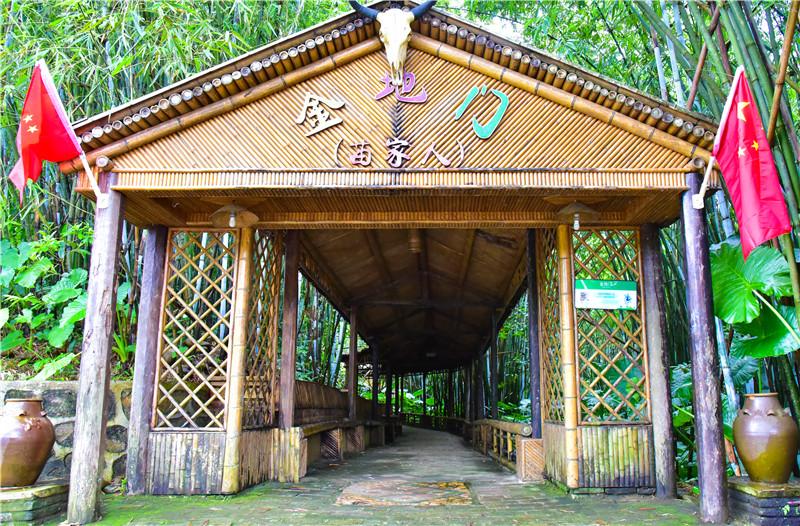 加腦苗寨——萬泉河畔的獨特風情