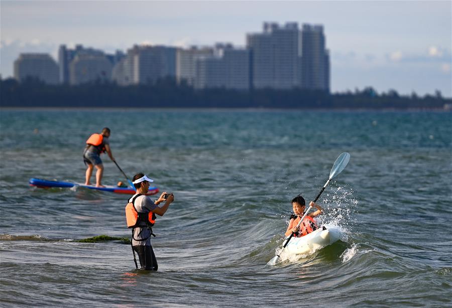 2020海南親水運動季開幕