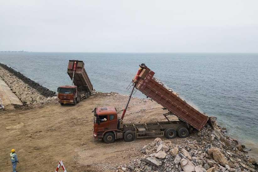 海南洋浦:建設新碼頭 完善港區功能