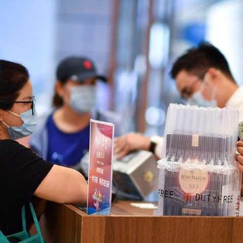 産業轉型升級 消費提質增效——海南建設國際旅遊消費中心掃描