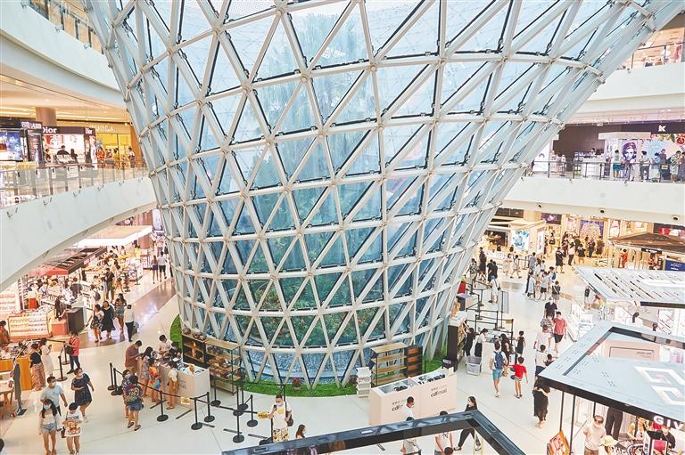 三亞國際免稅城:從導購等顧客到顧客等導購