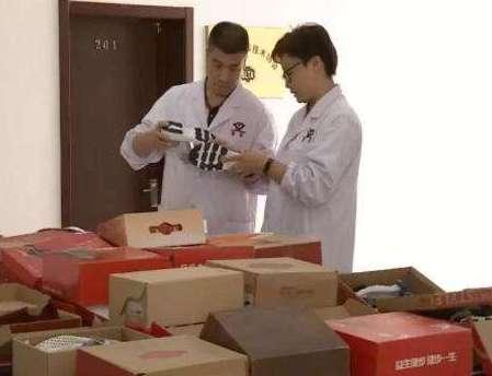 海南開展産品質量監督抽查 老人鞋等不合格率較高