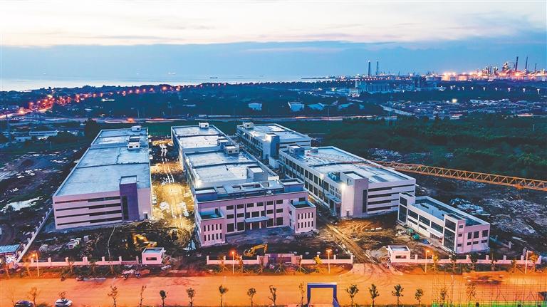 洋浦保稅港區標準廠房項目露真容