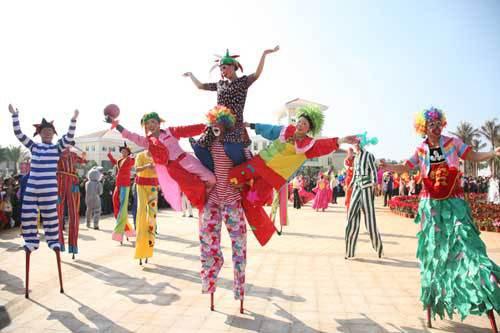 海南國際旅遊島歡樂節將于11月20日開幕