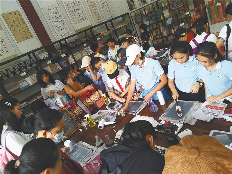 儋州創新推出新時代文明實踐活動特色研學線路