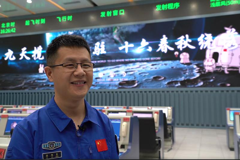 是他,下達了嫦娥五號發射點火命令