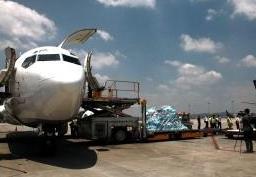 海南通往韓國首條航空貨運航線開通