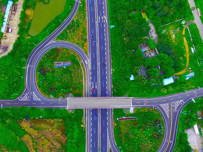 全省農村公路六大工程去年新增1680公裏