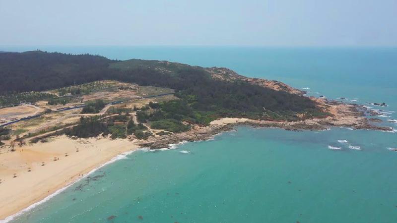 沿著高速看中國|來海南最美西海岸 體驗生態之美